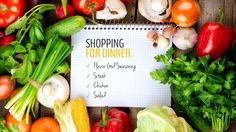 Do you have your shopping LIST READY?!! Don't forget to included your FLAVORGOD SEASONINGS!!!