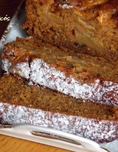 Sweet Recipes, Cake Recipes, Vegan Recipes, Cooking Recipes, Easy Sweets, Greek Desserts, Greek Cooking, Cake Bars, Plant Based Recipes