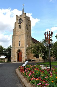 St Peter & St Paul Church, Chatteris St Ives, Peterborough, Great Places, 19th Century, Restoration, England, Fire, Building, Travel
