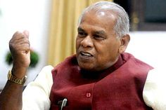 Jitan ram manjhi's boat sank in Bihar election