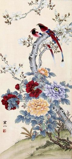 Chinese traditional painting: