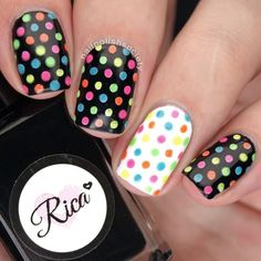 The Best Colorful Nails