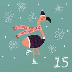 Sneeuwvlokjes massage.... schaatsen....balansoefening de flamingo..