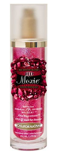 HD Moxie (CT). Bronzer/Tingle.. I hate tingles. But this isn't as intense as a tingle, it's more of a warming in my opinion. LOVE IT!
