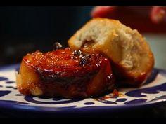 Apples and Honey Dessert Rolls for Rosh Hashanah - YouTube