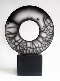 Emma Johnstone Ceramics | Gallery Ceramic Pottery, Sculptures, Ceramics, Black And White, Mirror, Gallery, Furniture, Ring, Medium
