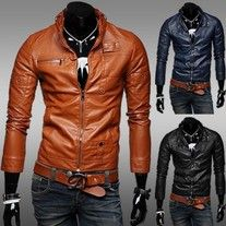 The item is a casual coat for men. The material is very soft and comfortable. And the design is very fashion. It absolutely can show your personal charm. A perfect option for you, act now.  Features: * Extremely fashion, and eye-catching * Soft and comfortable to wear and touch, * Material: ...