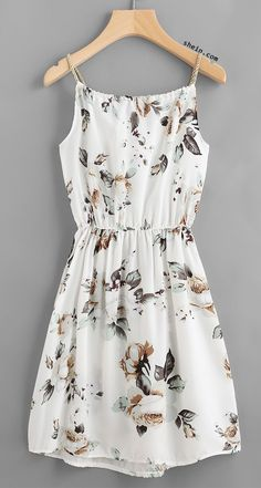I don't have anything like this and I'm thinking I might really like to try it. I'm a little boxy at the waist so an A line style might work. #style_inspiration_dresses #fashiondressescasual