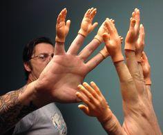 Finger Hands See more at http://giftmatters.com/finger-hands/