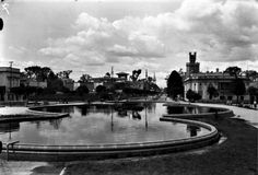Col. Roma, Plaza Ajusco, 1922.