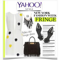 Yahoo Style - NYFW Trend: Fringe