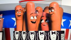 """sage Party"""" was the surprise hit at the box office this weekend, but artists who worked on the R-rated, computer-animated comedy starring Seth Rogen as a libidinous hot dog are telling a sadder tale.    On the animation news website Cartoon Brew, several animators who identified themselves as members of the """"Sausage Party"""" crew talked of unpaid overtime, poor working conditions and walkouts at Nitrogen, the Vancouver, Canada-based animation st"""