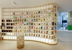 Eco Bookshop Valcucine Milano Brera è una libreria specializzata sui temi dell'ecologia, della bioarchitettura e dell'etica che dispone di oltre 1.500 volumi, in parte autografati. Si realizzano eventi e incontri periodici con professionisti della sostenibilità. La libreria è situata all'interno del Flagship Store di Milano
