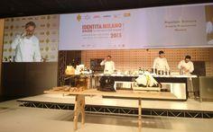 Massimo Bottura, Niko Romito, il ruolo della sala in forma teatrale e la firma del piccante.