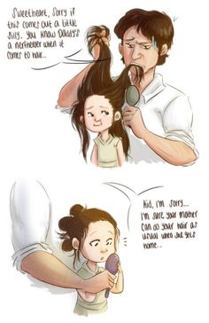 This is just... :'( [Rey ~ Han Solo ~ Star Wars] (600×927)