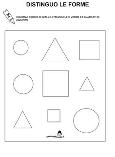 Pattern Geometriche Educational cards Geometric figures for children aged Making Faces, Pre Writing, Math Activities, Drawing S, Homeschool, Classroom, Age, Kindergarten, Lettering
