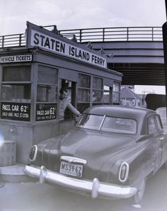 SI,NY - 1952. Posting for a friend since they are such a fan of the island!