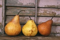 Easy Tips For Preserving Fresh Pears Excellent! just what I was looking for - no need for a water bath.