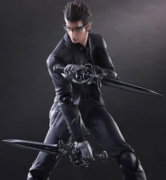 Final Fantasy XV: Ignis - Play Arts Kai Figure image