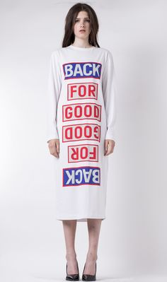 back for good ls dress via ANN-SOFIE BACK. Click on the image to see more!