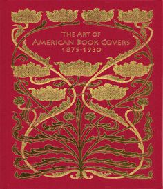 Big, big thank you to for another delicious book about books: The art nouveau book designs take my breath away. As does the man behind the book.