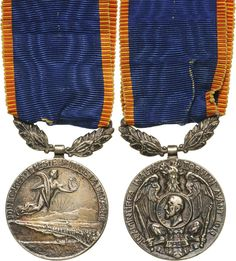 ROMANIA - Country's Upsurge Medal, 1913 - Breast Badge, 50x32 mm, silvered Bronze | Coins la Galerie Numismatique