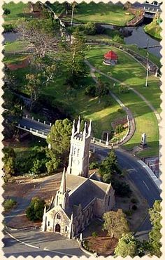 St Andrews Uniting Church, Strathalbyn, SOUTH AUSTRALIA........ Often mislabelled Adelaide, Australia.  Strathalbyn is some distance south of Adelaide