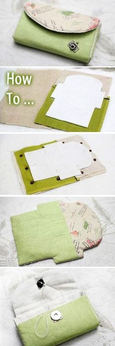 How to sew a simple purse.  Tutorial  http://www.handmadiya.com/2016/02/ssimple-purse-tutorial.html