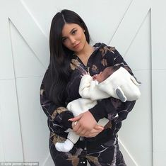 Mom duty: Fans are all wondering the same thing...how is Kylie Jenner taking care of baby ... #kyliejenner