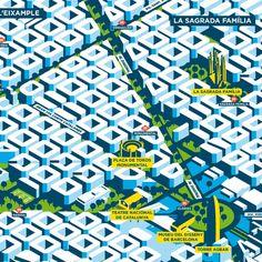 60 creatifs nous font decouvrir barcelone