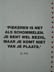 Piekeren is net als schommelen. Je bent wel bezig maar je komt niet van je plaats. Text Quotes, Poem Quotes, Wise Quotes, Motivational Quotes, Funny Quotes, Inspirational Quotes, Me Time Quotes, Quotes To Live By, Cool Words