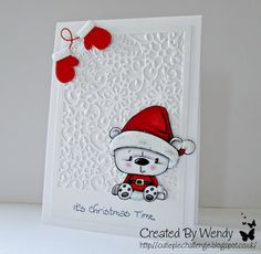 Confessions of a Papersniffer: Cutie Pie DT Card - Winter Warmers