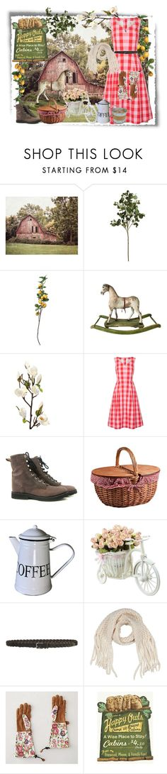 """Happy Owls"" by tinakriss ❤ liked on Polyvore featuring Napa Home & Garden, Draper James, Picnic Time, Fabrizio Mancini, Pinko and springdresses"