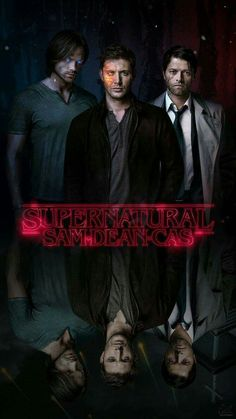Supernatural in the upside down (stranger things)!! Xxx