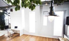 Außergewöhnliches Büro mit Flair #Büro, #Bürogemeinschaft, #Office, #Coworking, #München, #Munich