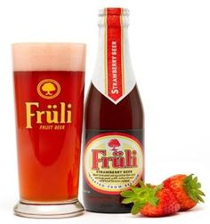 Fruli Strawberry Belgian White Ale