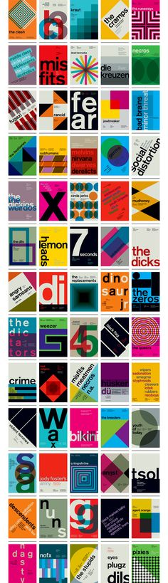 swissted is an ongoing project by graphic designer mike joyce, owner of stereotype design