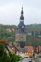 Bad Frankenhausen/Kyffhäuser – Wikipedia