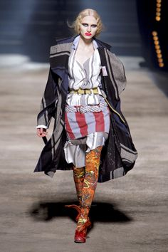 Vivienne Westwood F/W 2010 (Coat only)