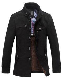 Match Mens Wool Winter Coat Fleece Lined Pea Coat(Label size X-Large(US Medium),Black) Match http://www.amazon.com/dp/B00GU5MH6E/ref=cm_sw_r_pi_dp_T6Diub1W8TWDG