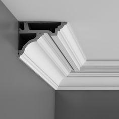 C305+C213 | Corniches | Décoration de plafond | Orac Decor