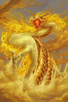 Elemental Dragons by Stephen Najarian - The Art Showcase Dark Fantasy Art, Fantasy Kunst, Fantasy Artwork, Dragon Images, Dragon Pictures, Dragon Series, Legendary Dragons, Dragon Artwork, Mythical Creatures Art