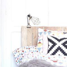 Une tête de lit DIY