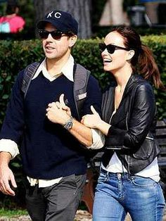 Jason and Olivia. New favorite couple!!