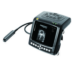 KX5200 portable ultrasound scanner for veterinary use