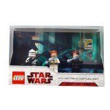 LEGO Star Wars Minifigures Set  2009 Comic Con Exclusive Includes Anakin Obiwan and Clone Trooper *** Find out more about the great product at the image link.Note:It is affiliate link to Amazon.
