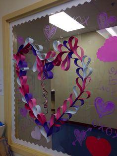 Valentine decorations/crafts!
