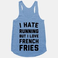 I so need this! Ha everybody knows I work out so or can pig out ;)