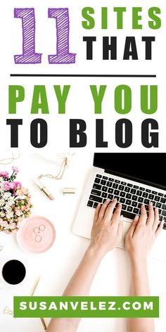 Blogging sites that pay you for your articles. Earning money from your blog can take time, if you are looking for sites that actually pay you money to write articles, I've decide to find 11 of them. Find out if you can meet their requirements and start earning money from your blog posts. #blogging #money #makemoneyonline