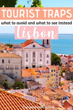 Here's a detail 4 day itinerary for visiting Lisbon Portugal, with tips and tricks for visiting. Lisbon is a gorgeous European hotspot. Tt's seven cinematic. Sintra Portugal, Visit Portugal, Spain And Portugal, Algarve, Ancient Ruins, European Vacation, European Travel, Europe Travel Tips, Travel Destinations